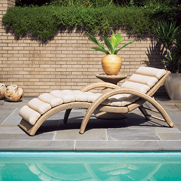 Creating a Private Paradise: Designer Outdoor Furniture