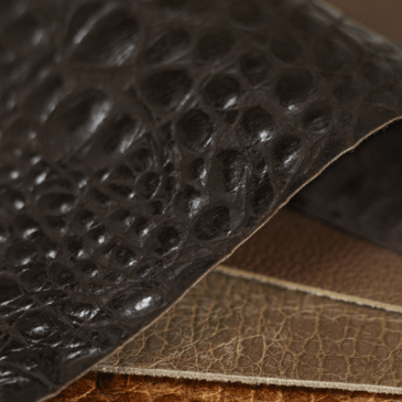 A QUICK STUDY: Leather Hides