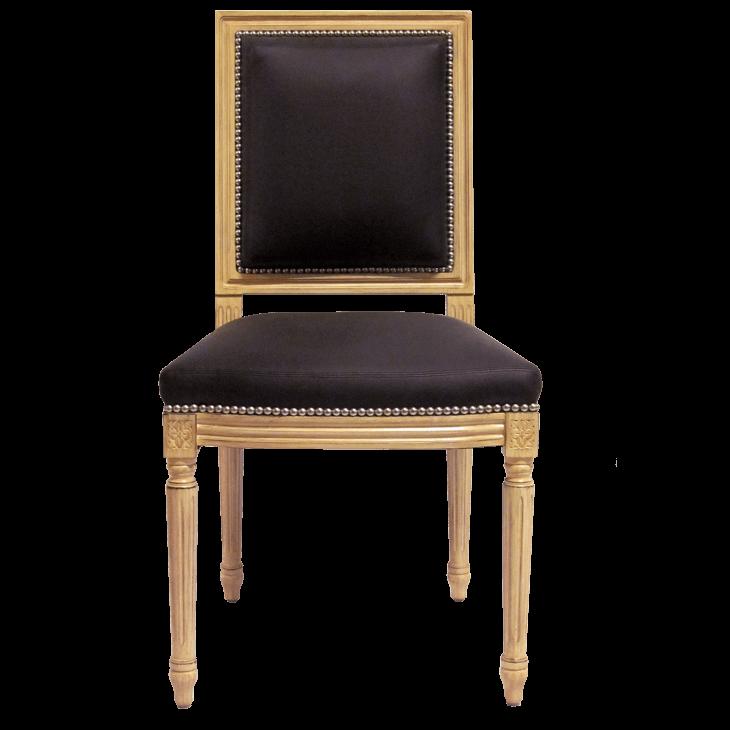Louis XVI Dining Arm Chair