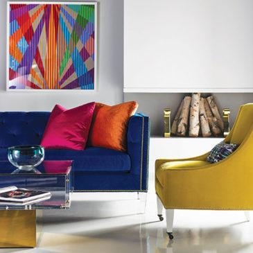SPOTLIGHT: Acrylic Furniture & Lighting