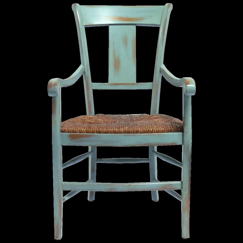 2816A Ville Franche Sur Mer Arm Chair by Artistic Frame