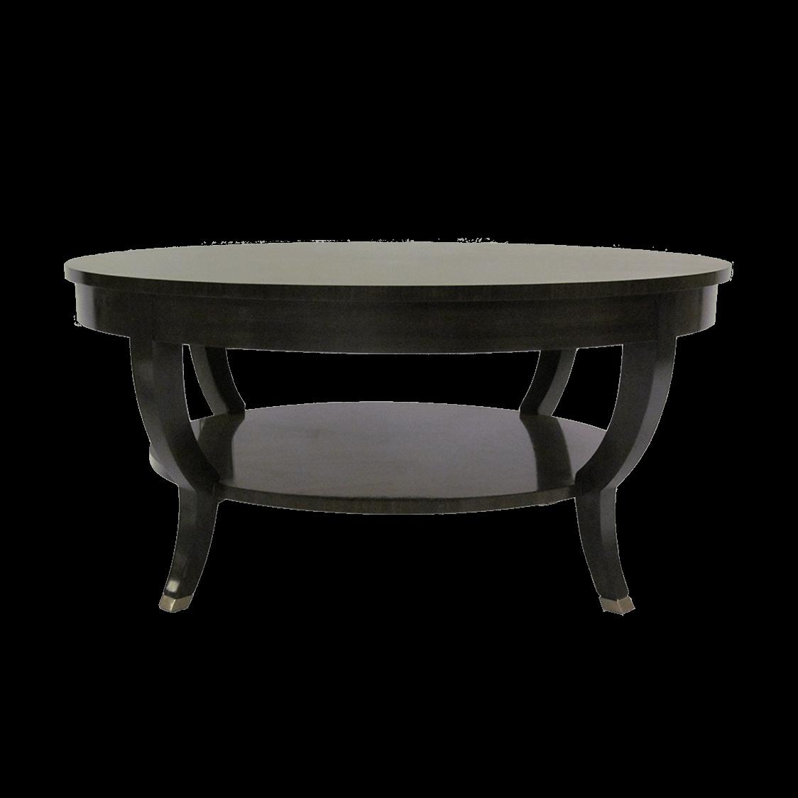 Ebony Cocktail Table