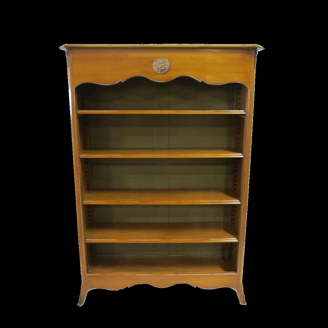 279444_Grange_Seagreen_Bookcase