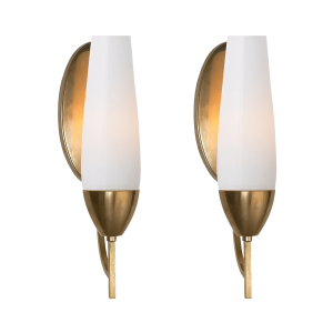 Barbara Barry Bowmont Sconces by Visual Comfort & Company Photo